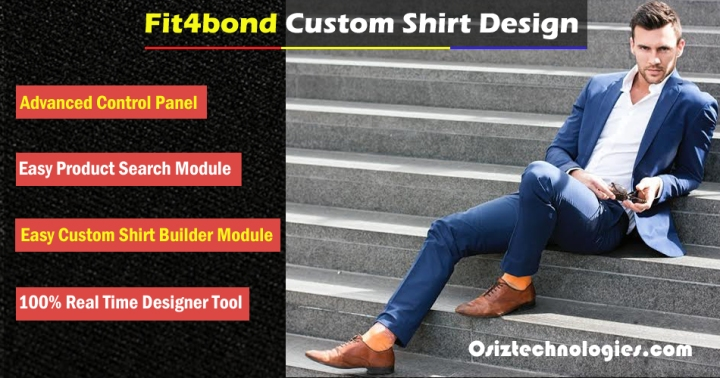 Fit4Bond Custom Shirt Design