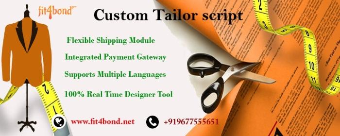 custom clothing script