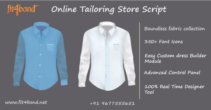 custom clothing software