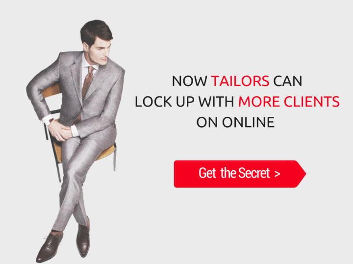 Custom Tailors - A Platform To Design Your Outfit
