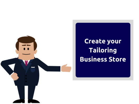 Build your elegent tailoring website